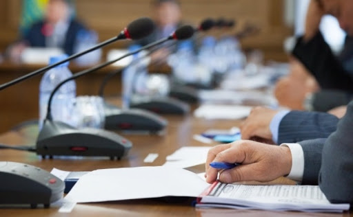 A meeting of the Commission on Integrated Hygienic Standardization and Regulation of Pesticides and Agrochemicals